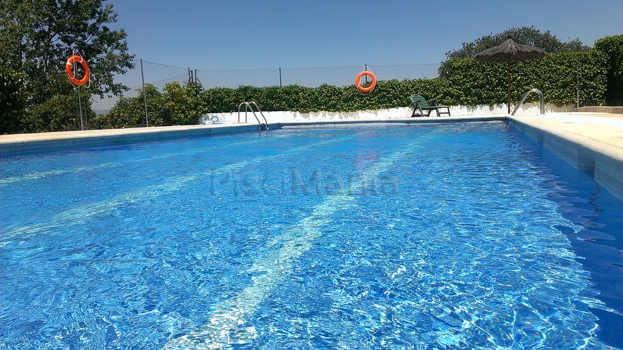 Vaciado de piscina pisciman a for Recambios piscinas desmontables