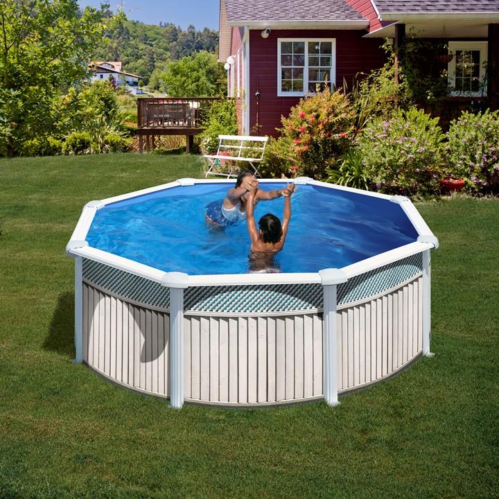 Piscina gre celos a circular kit350c kit460c pisciman a for Recambios piscinas desmontables