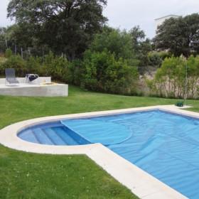 Cobertor solar piscina pisciman a for Cobertor solar piscina