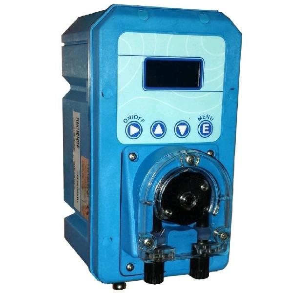 Bomba dosificadora perist ltica para control de ph poolux for Bomba dosificadora de ph para piscinas