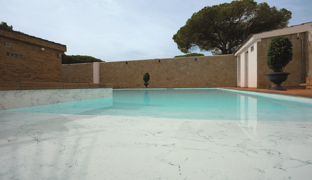 Pisciman a for Cuanto cuesta hacer una piscina de arena