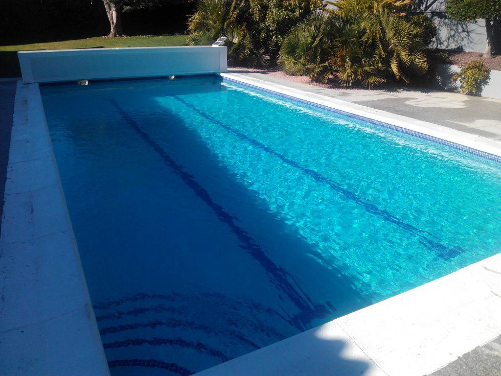 Reforma integral de vaso de piscina y coronaci n pisciman a for Vaso piscina