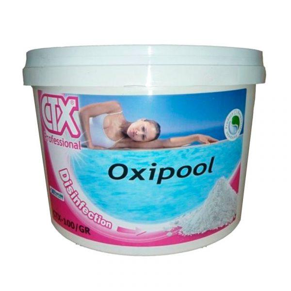 Ox geno activo granulado oxipool ctx 100gr pisciman a for Oxigeno activo piscinas