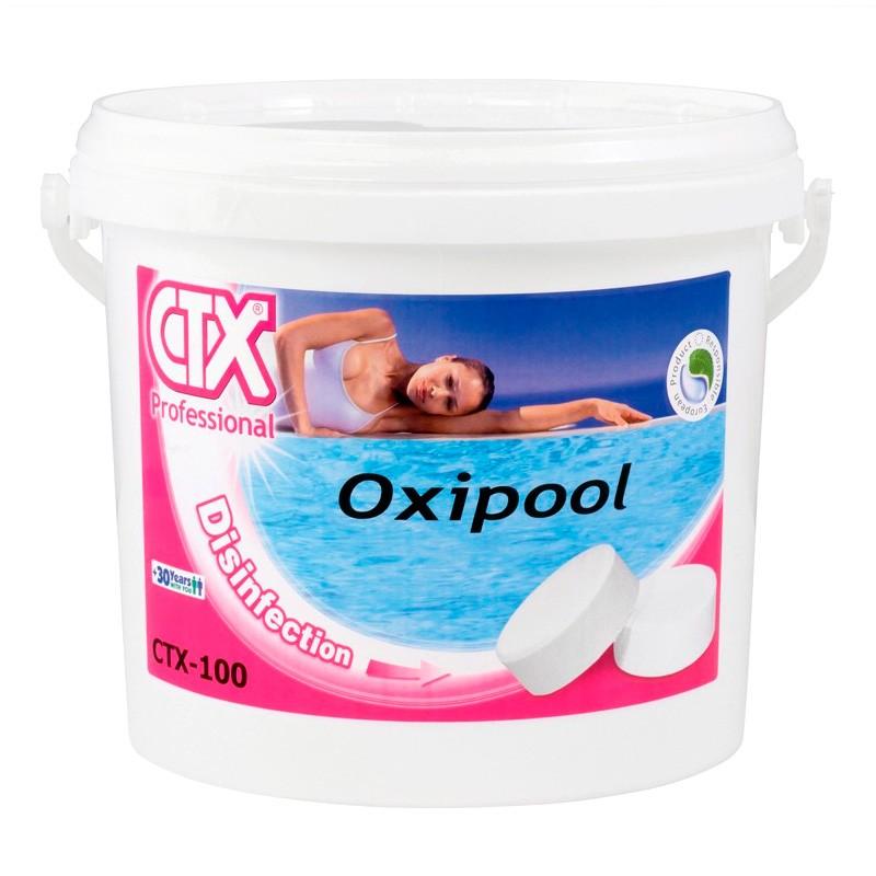 Tabletas ox geno activo 100g oxipool ctx 100 pisciman a for Oxigeno activo piscinas