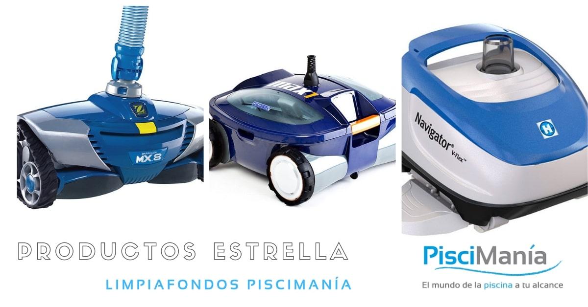 1e023215 Nuestros productos estrella de la semana. Limpiafondos. | PisciManía